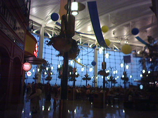 From Sea-Tac's Pacific Marketplace