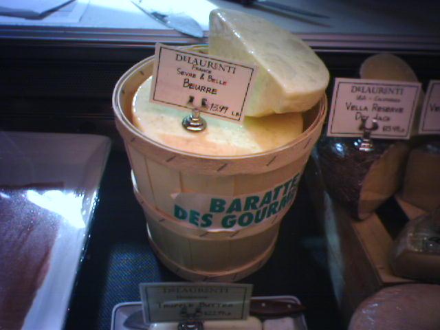 Fresh Normandy Butter