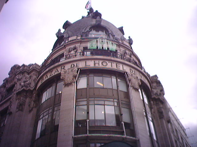 BHV, Le Bazar de l'Hôtel de Ville