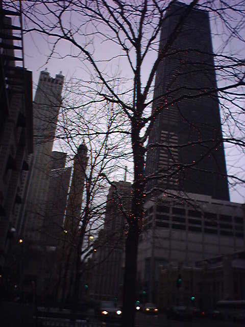 Greetings from Michigan Avenue