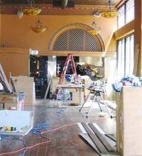 lola_coming_along. Beautiful fixtures and floors